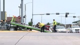 UPDATE: Motorcyclist dies from crash injuries