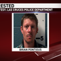 Las Cruces man accused of kicking, choking girlfriend