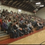 Pittsfield students hear from a survivor