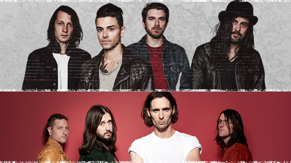 Dashboard Confessional Ticket Give Away