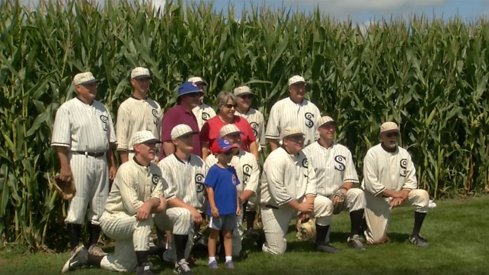 'Team of Dreams' marks 30 years since 'Field of Dreams' filmed in Iowa