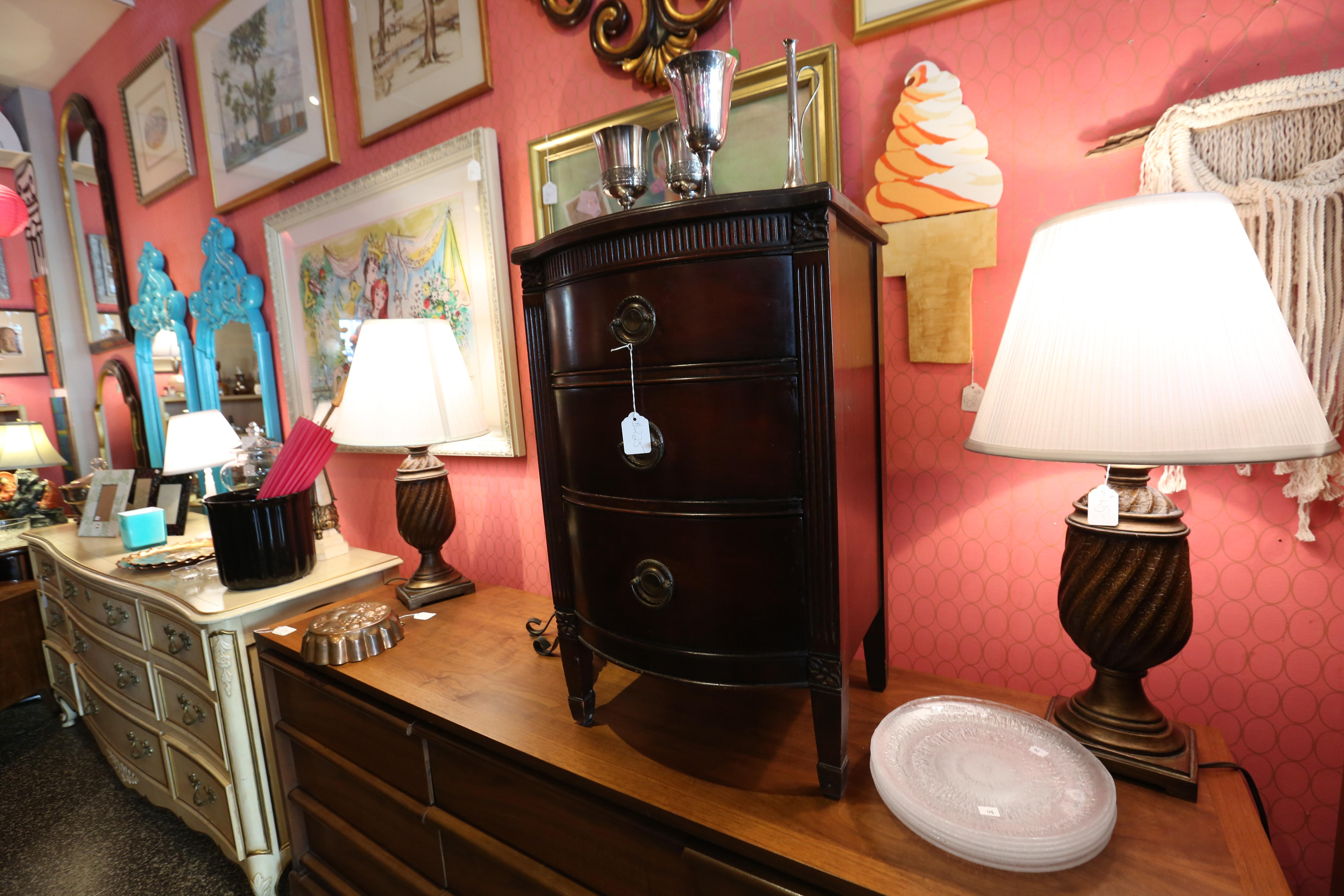 Drawers - $225, available at Miss Pixie's. (Amanda Andrade-Rhoades/DC Refined)