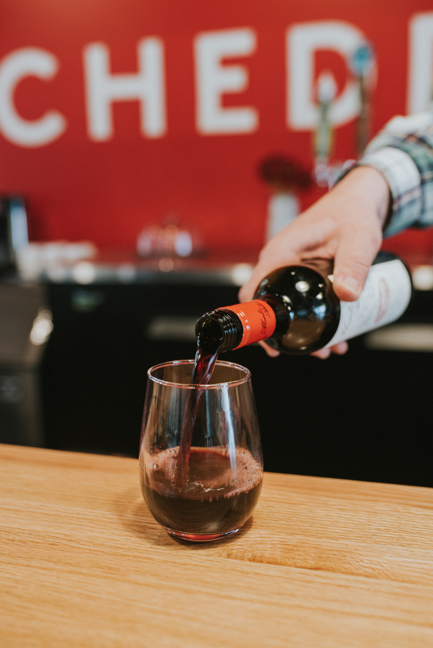 <p>Monte Antico Super Tuscan Red Wine / Image: Brianna Long // Published: 4.11.18</p><p></p>