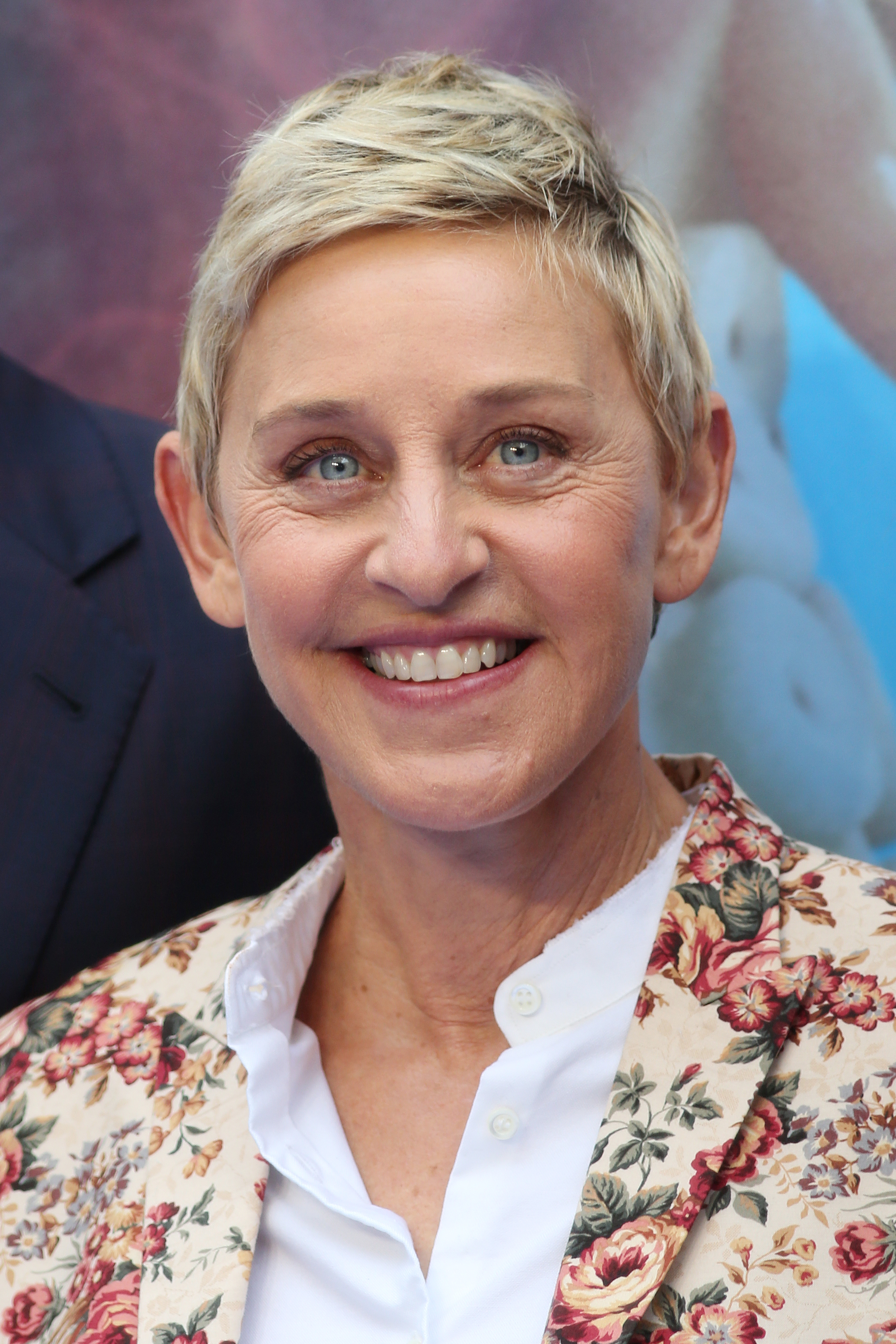 European premiere of 'Finding Dory' - Arrivals                                    Featuring: Ellen DeGeneres                  Where: London, United Kingdom                  When: 10 Jul 2016                  Credit: Lia Toby/WENN.com