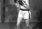 University of Wisconsin boxer Charles Mohr, the 1959 NCAA Middleweight Champion. (Image courtesy of the UW-Madison Archives)