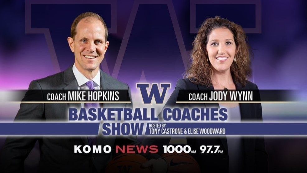 The Basketball Coaches Show with Mike Hopkins & Jody Wynn (3.11.19)