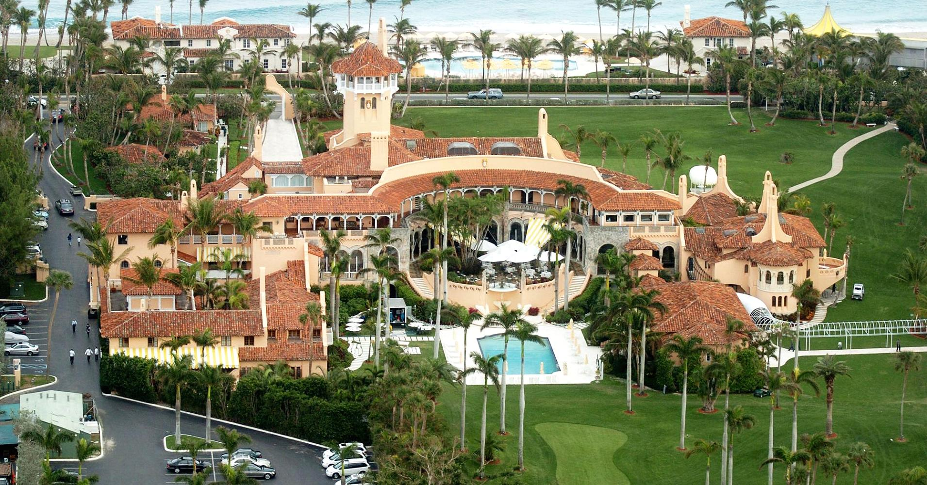 County officials wants feds to designate Mar-a-Lago a high-risk critical asset<strong>. (WPEC){&amp;nbsp;}</strong>