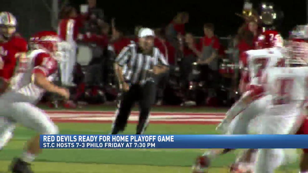 10.31.17 Video - St. Clairsville to host Philo in playoff opener Friday