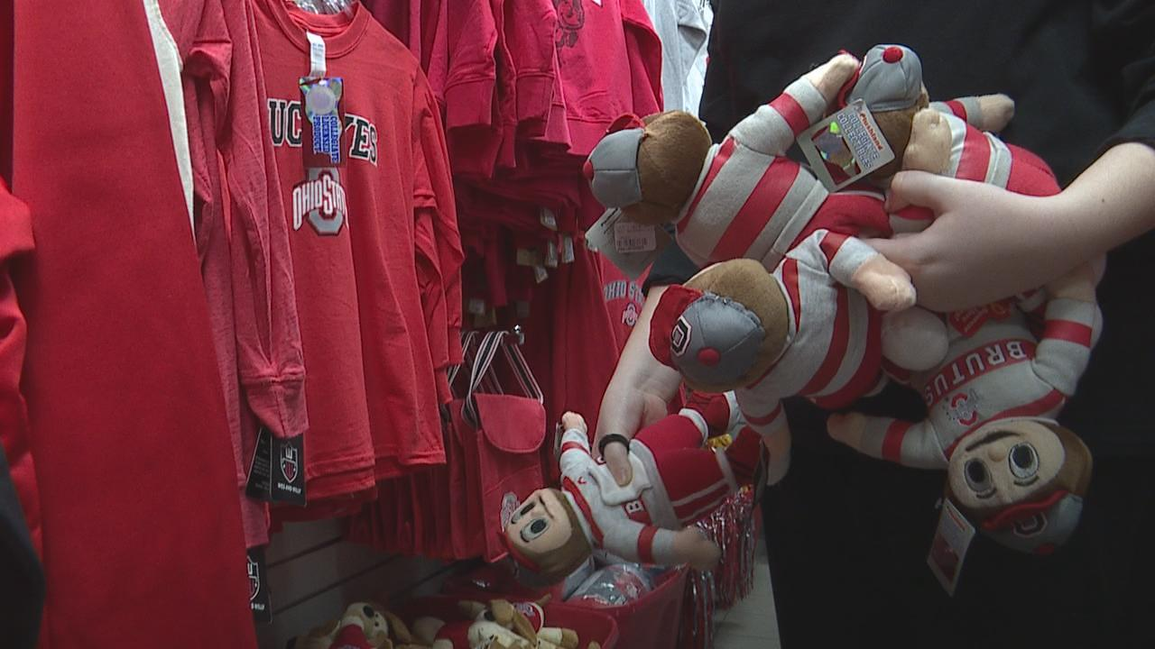 Many Buckeye fans want to know where to get Big Ten championship swag (WSYX/WTTE)