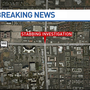 Man taken to Sunrise, suspect at large after stabbing at Flamingo & Maryland Parkway
