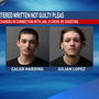 Teens arrested for January drive-by shooting plead 'not-guilty'