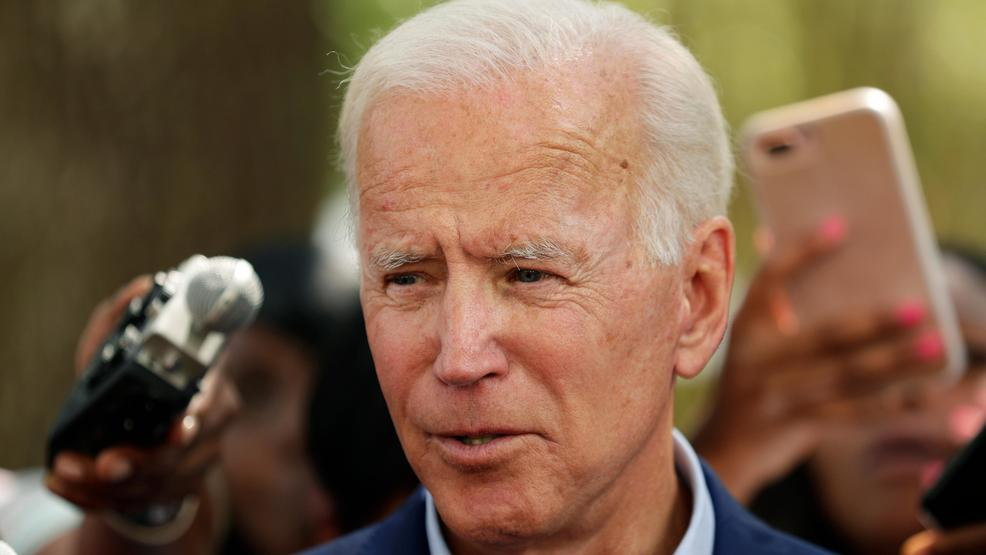 Joe Biden speaks at private fundraiser on Sullivan's Island