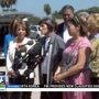 Over 2 dozen Democratic members of Congress tour Valley centers housing separated children