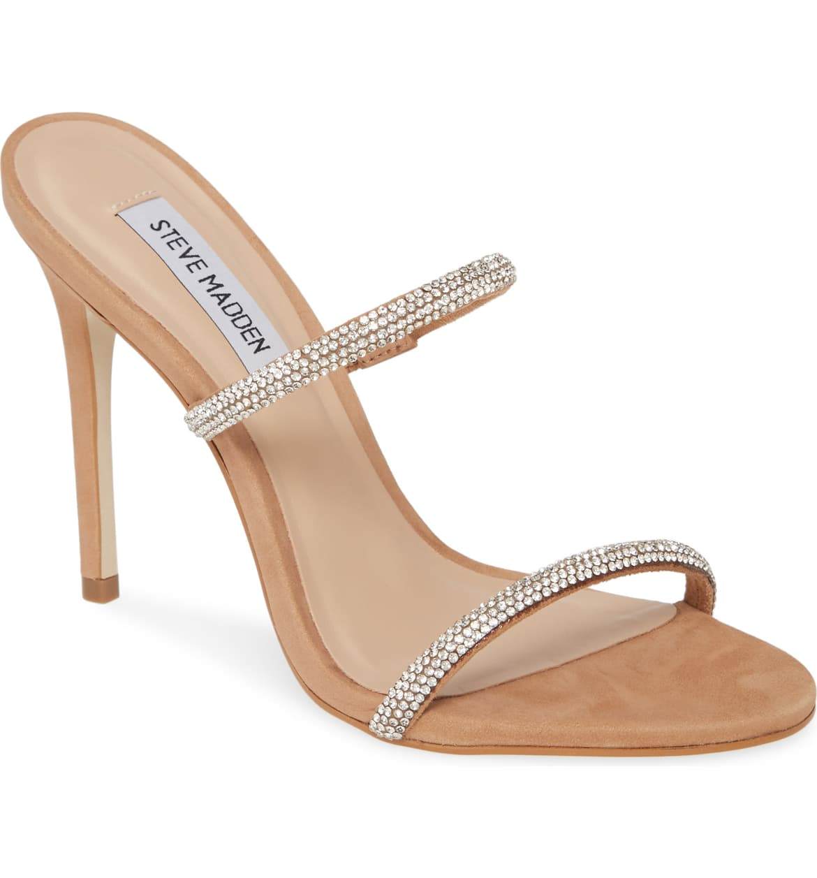 "<a  href=""https://shop.nordstrom.com/s/steve-madden-mina-slide-sandal-women/5340849/full?origin=keywordsearch-personalizedsort&breadcrumb=Home%2FAll%20Results&color=camel%20multi"" target=""_blank"" title=""https://shop.nordstrom.com/s/steve-madden-mina-slide-sandal-women/5340849/full?origin=keywordsearch-personalizedsort&breadcrumb=Home%2FAll%20Results&color=camel%20multi"">Steve Madden Mina Slide Sandal - $109.95.</a>{&nbsp;}From cozy to gold hued to tailored, Nordstrom has the hottest trends for getting glam this holiday season! (Credit: Nordstrom)"