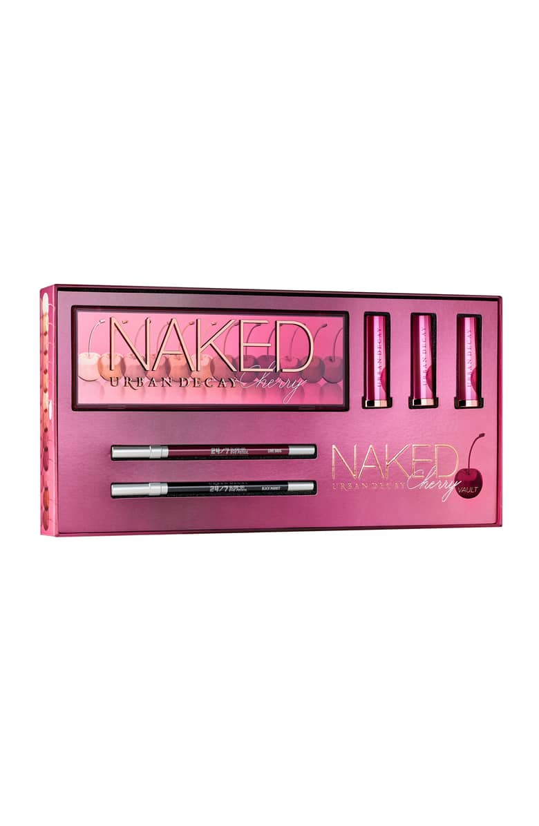 Urban Decay Naked Cherry Vault, $100.{ }Ballin' on a budget this season? Nordstrom found priceless gifts all under $100. You're welcome! (Image courtesy of Nordstrom).