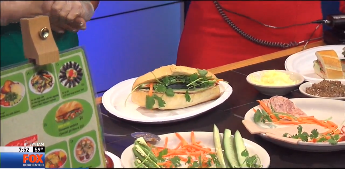 Food columnist Vince Press, In the Mood for…  Banh Mi Sandwiches
