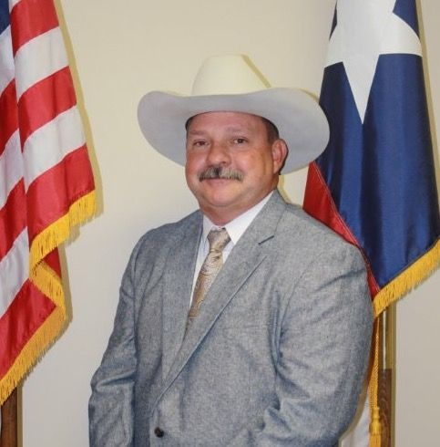 Brown County Sheriff Vance Hill
