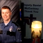 Grief, and hope, at vigil for Pierce County deputy