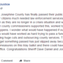Curry County Sheriff responds to Josephine County's passing public safety levy