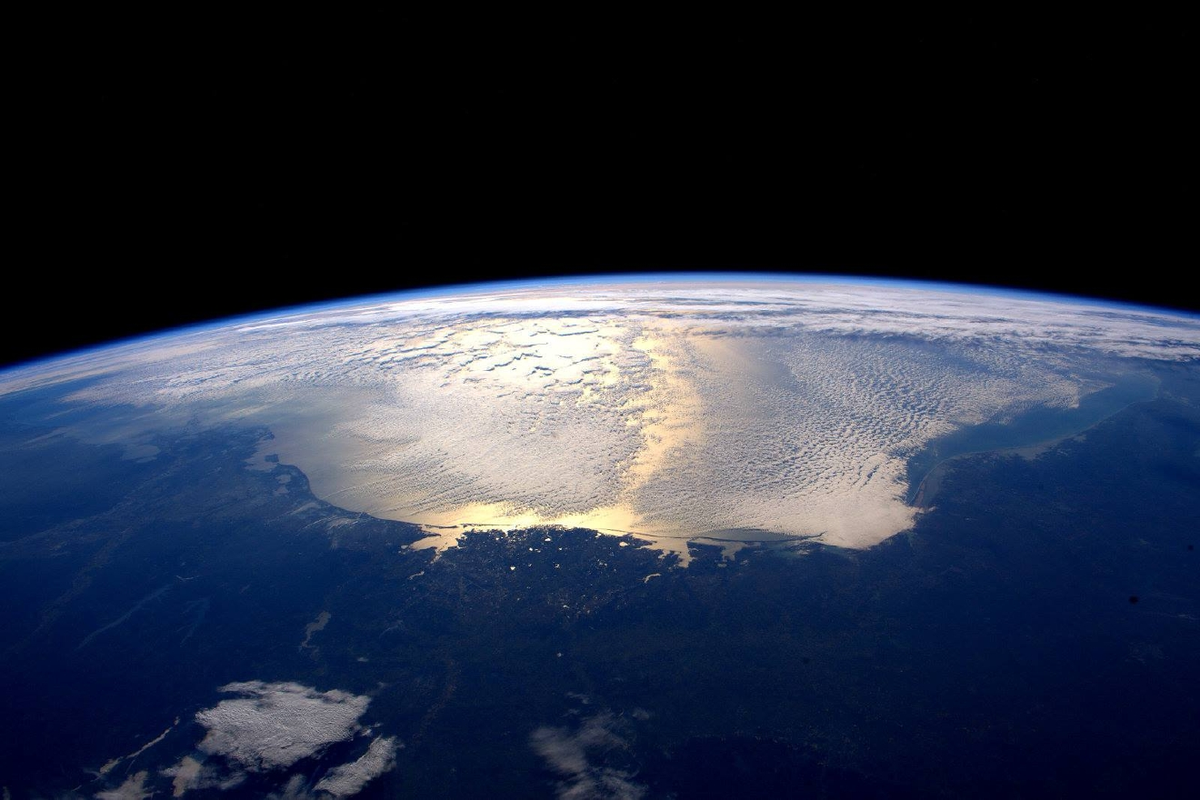 Photos: Stunning views of Earth from astronaut Scott Kelly's year in space | KOMO