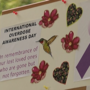 Local charity honors the dead on Overdose Awareness Day