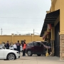 No one hurt when SUV plows into Owasso restaurant
