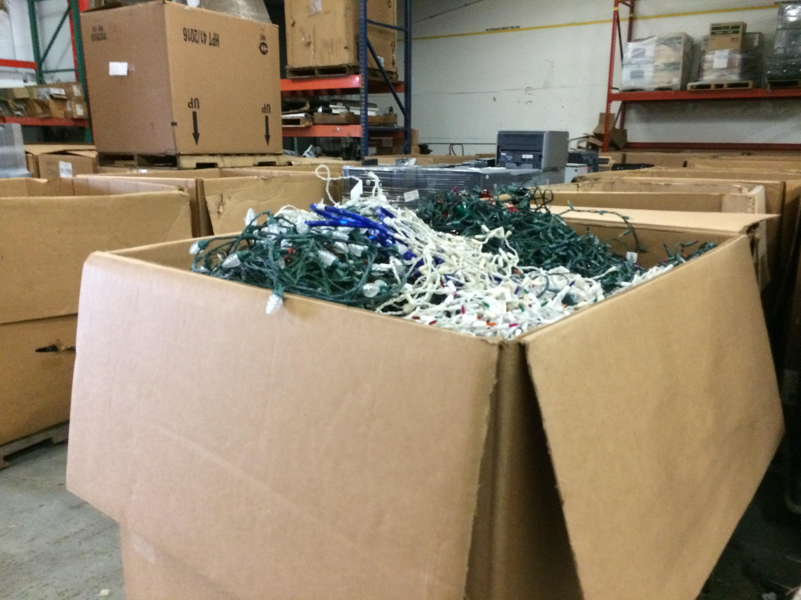 The season of recycling: How to properly dispose of Christmas decorations