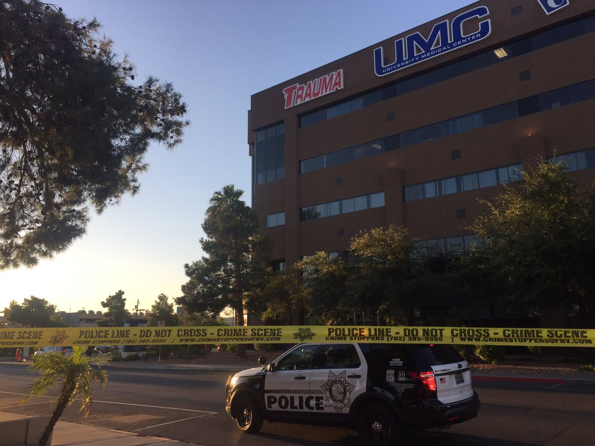 104 victims at UMC. 4 died. 12 in critical condition (Faith Jessie | KSNV)