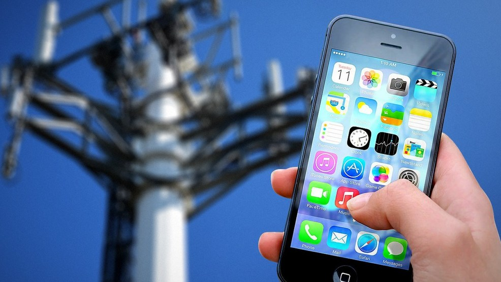 5G cell service is coming to Charleston