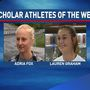 Hurricane, Cabell Midland students named St. Mary's Scholar Athletes of the Week