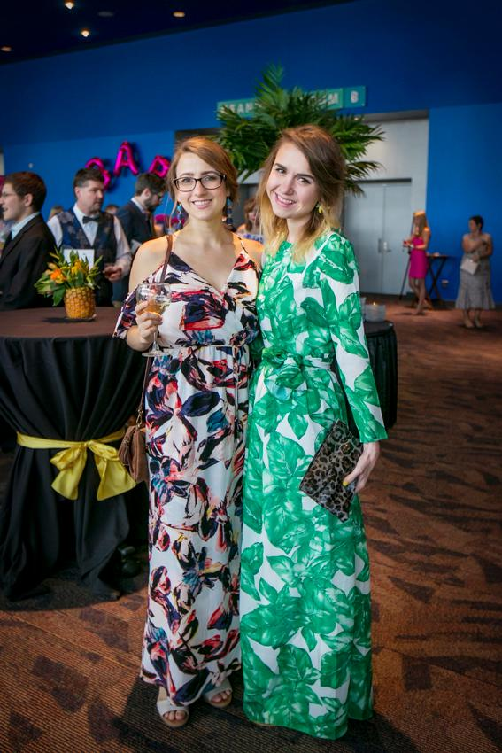 Pictured: Alisa O'Bryan and Sierra O'Bryan / Event: JDRF Gala (May 12) / Image: Mike Bresnen Photography // Published: 6.6.18