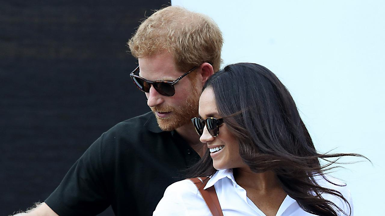 Prince Harry,?Meghan Markle?
