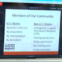Center for Rural Affair discusses and explains immigration laws