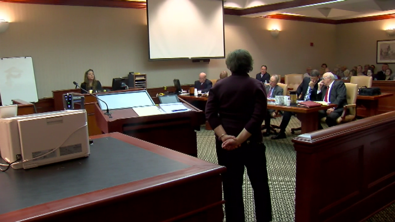 There were tensions and emotions as the defense began its case in the trial of the two men accused in the death of firefighter Patrick Wolterman. (WKRC)