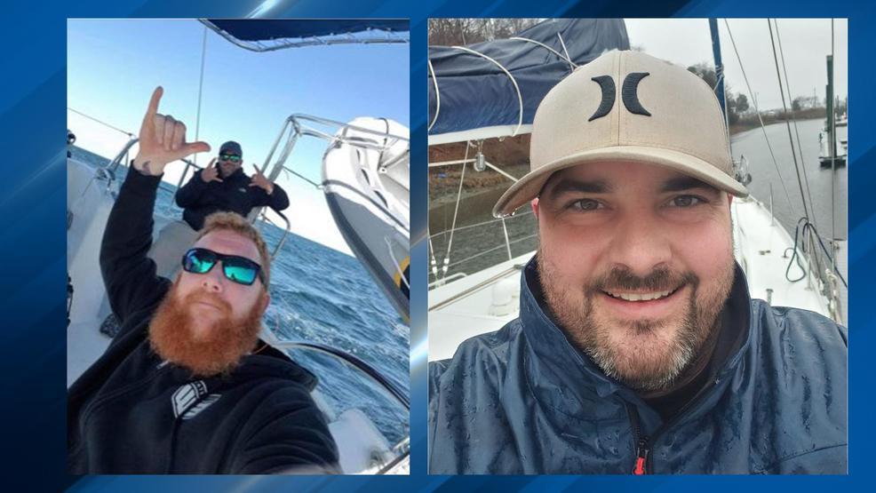 Coast Guard locates missing Rhode Island boaters in Virginia