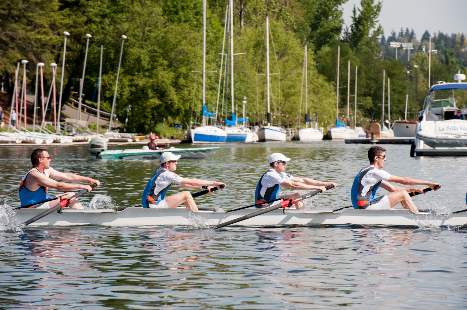 <p>Seattle Yacht Club Opening Day is always the first Saturday in May, and marked with by the Windermere Cup crew races, sailboat races and the Opening Day Parade. It's easily become the nation's largest regional cel