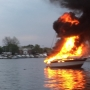 Westminster man suffers burns in boat fire off of Solomons Island