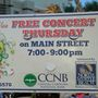 North Myrtle Beach's 'Music on Main' free concert series kicked off Thursday