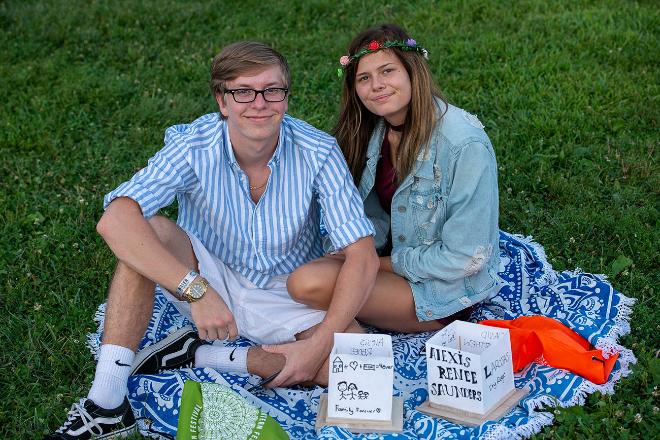 David Marshall and Alexis Saunders{ }/ Image: Joe Simon // Published: 7.14.19
