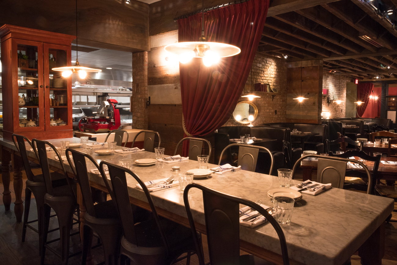 Sotto is a renowned Italian restaurant underground that features a lavish dining room and an excellent menu. ADDRESS: 118 E. 6th Street, Cincinnati, OH 45202 / Image: Phil Armstrong, Cincinnati Refined // Published: 11.19.16