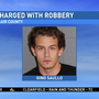 Police: Man admits to involvement in robbery