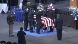 Tacoma, the state say goodbye to officer killed in line of duty