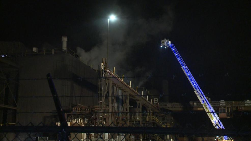 Fire at Kohler Co. contained to cast iron foundry | WLUK