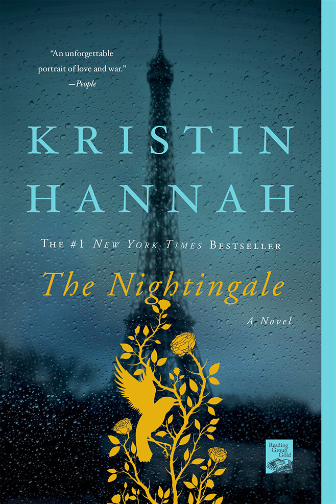The Nightingale (Image: St. Martin's Press)