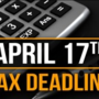 Free tax assistance available to help you beat the deadline