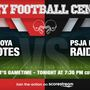 Listen Live: La Joya Coyotes at PSJA North Raiders