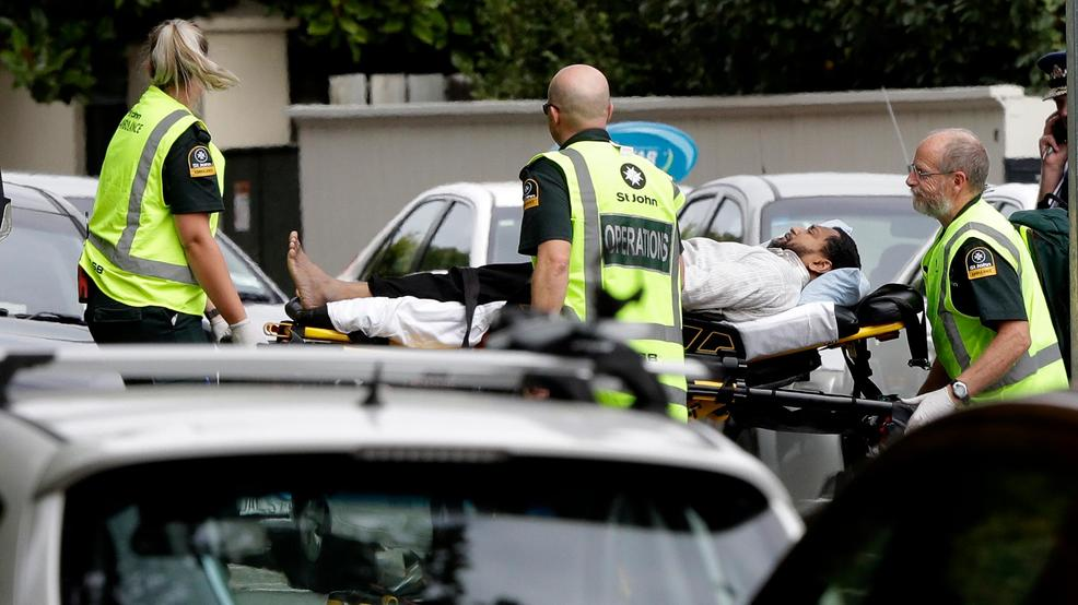 Christchurch Shooting Latest 4 In Custody At Least 40: 40 Killed In New Zealand Mosque Shootings; 4 In Custody