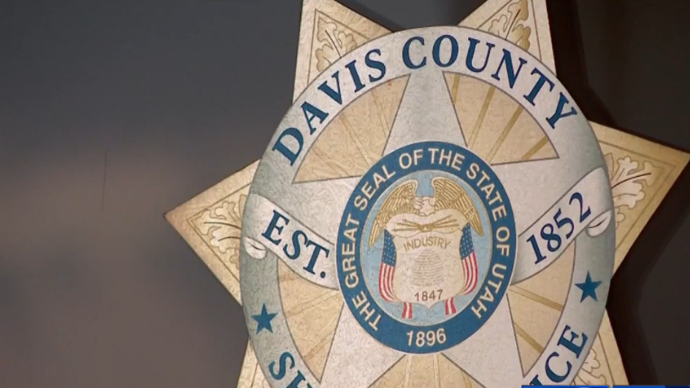 More trouble at the Davis Co  Sheriff's Office, this time