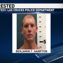 Las Cruces man accused of kidnapping, raping ex-girlfriend