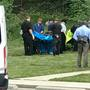 Police investigate after dead body found partially buried in North Avondale